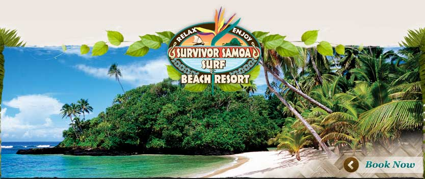 Survivor Samoa Surf & Beach Resort