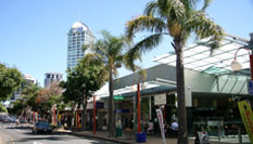 Takapuna Town Centre