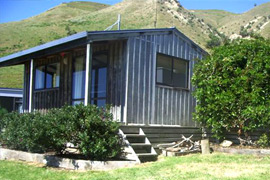 Family cabins, Tatapouri by the sea
