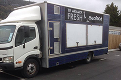 Our Mobile Fish Truck