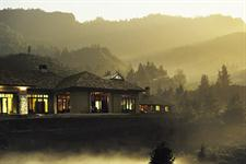 Treetops Lodge & Estate at dawn