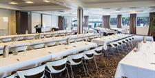 Trinity Rooms - large conference venue overlooking the harbour