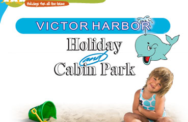 Victor Harbour Holiday and Cabin Park Banner