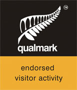 Qualmark Endorsed Visitor Activiy