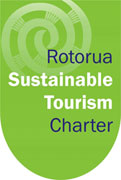 Rotorua Sustainable Tourism Charter