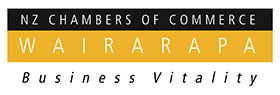 The Wairarapa Chamber of Commerce, supporting the local business community