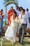 A Cook Island wedding