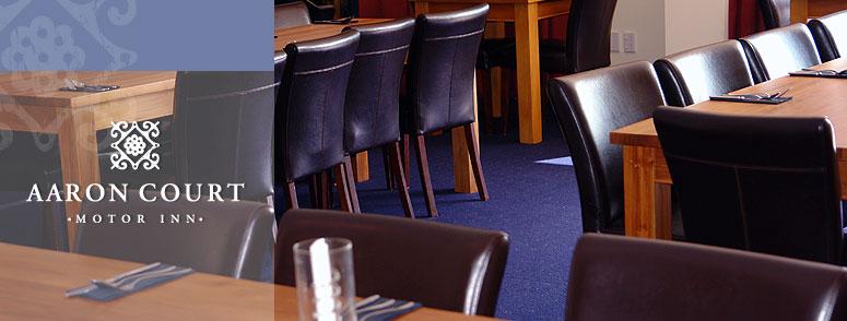 Aaron Court Motor Inn, Hamilton - Gerard's Restaurant
