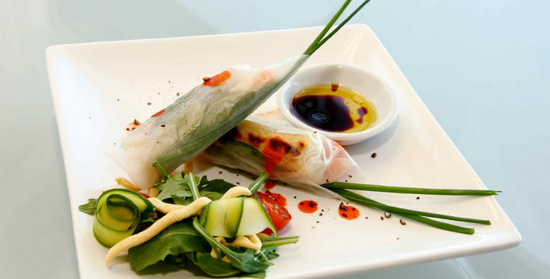 The freshest New Zealand Cuisine enjoyed from your luxury Taupo accommodation
