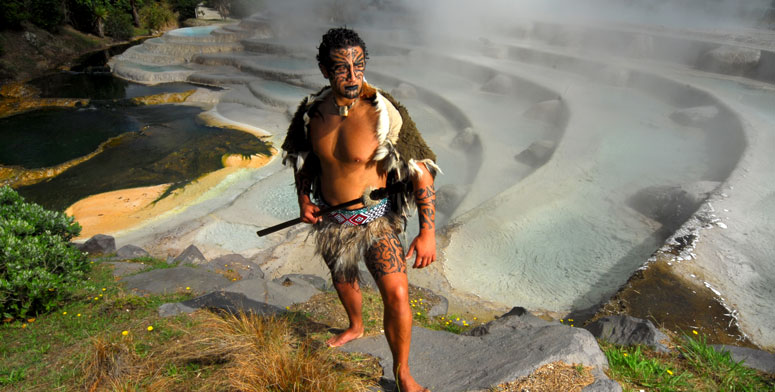Discover Maori culture while staying with Acacia Cliffs Lodge in Taupo, New Zealand