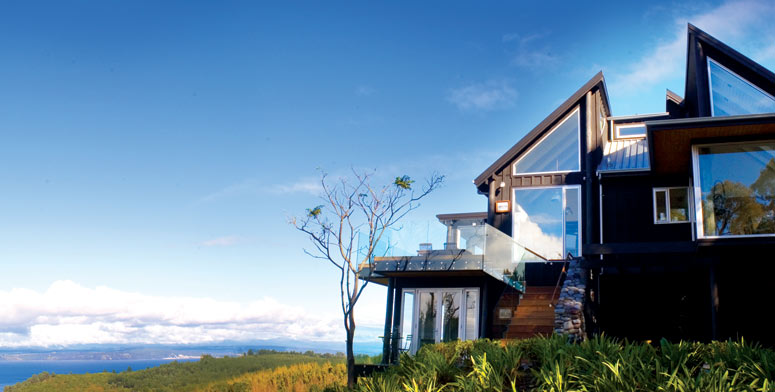 Acacia Cliffs Lodge - Taupo, New Zealand
