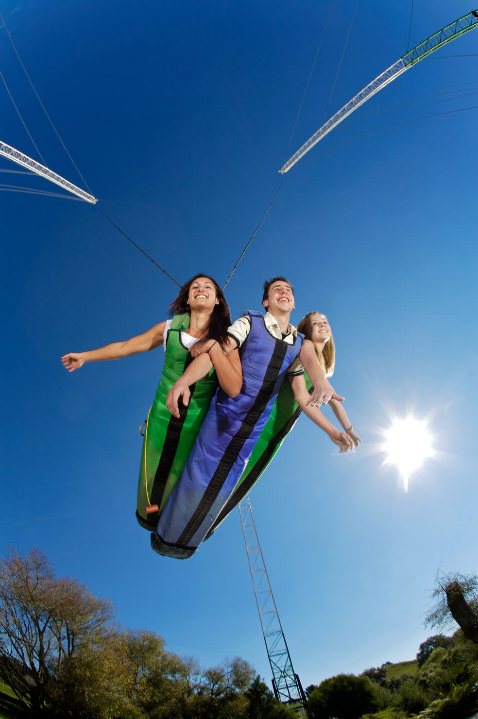 Swoop super swing - Agroventures Rotorua