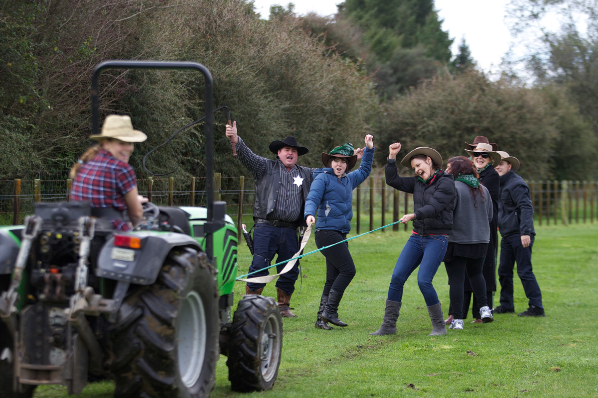 Hire Your Own Adventure Park - Agroventures