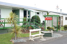 Alpha Holiday Parks Front Office