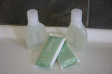 Complimentary Soaps