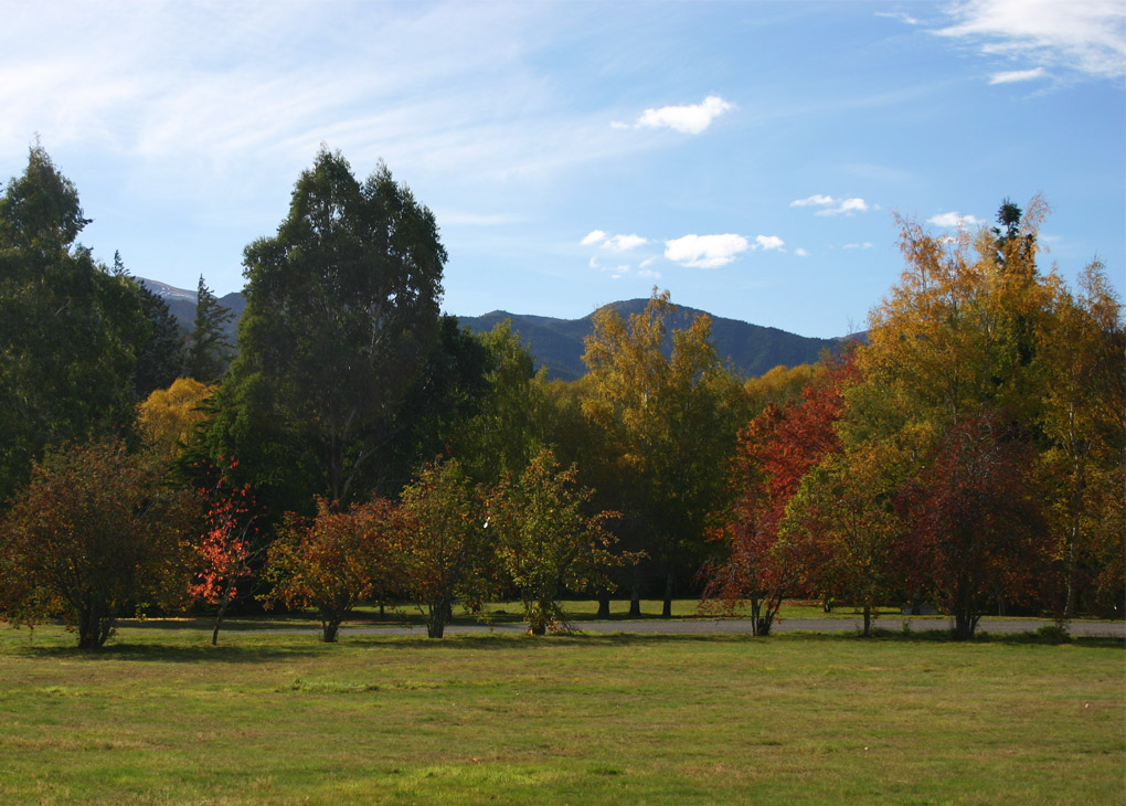 Alpine Holiday Apartments & Campground | Hanmer Springs ...