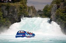 Lake Taupo Hukka Falls jet boat