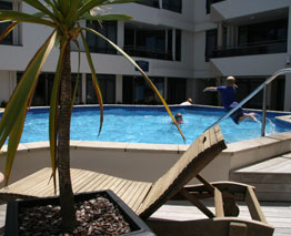 Facilities at The Anchorage Apartments, Mount Maunganui ...
