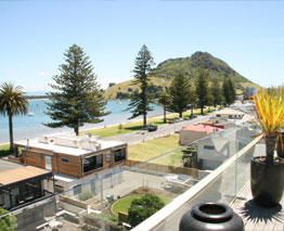 The Anchorage, Mount Maunganui, specialises in long term stays for corporate guests, locums and visitors to the Bay of Plenty