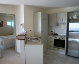 Our secure, modern Mount Maunganui property is the ideal 'home away from home'