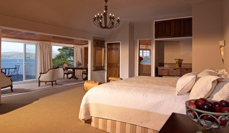 Enjoy your holiday in New Zealand when staying at the resort Peppers on the Point