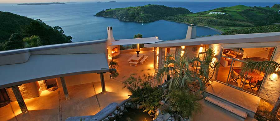 Aroha Luxury New Zealand Tours feature the very best accommodation with excellent facilities