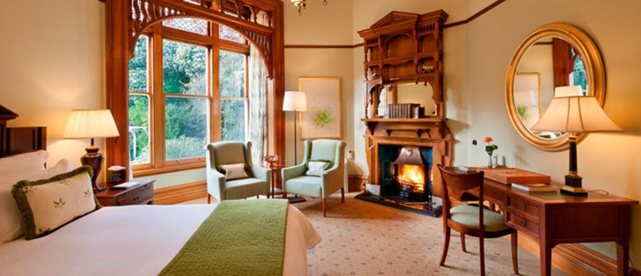 Aroha Luxury New Zealand Tours feature the very best accommodation including holiday homes