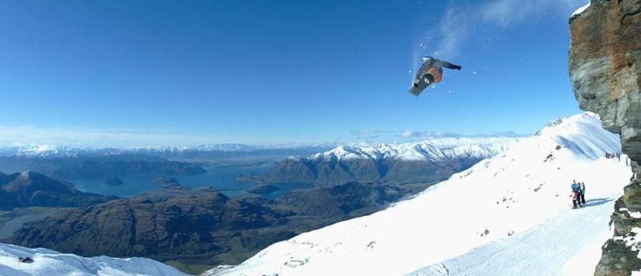 Aroha Luxury Tours - Luxury skiing holiday - extreme adventure