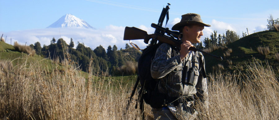 Aroha Luxury Tours - New Zealand Big Game Hunting - diverse hunting grounds
