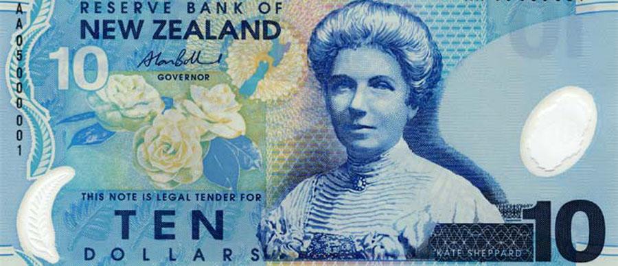 Aroha Luxury Tours - About New Zealand - Kate Sheppard