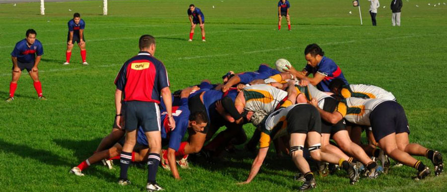 Aroha Luxury Tours - About New Zealand Sports - Rugby