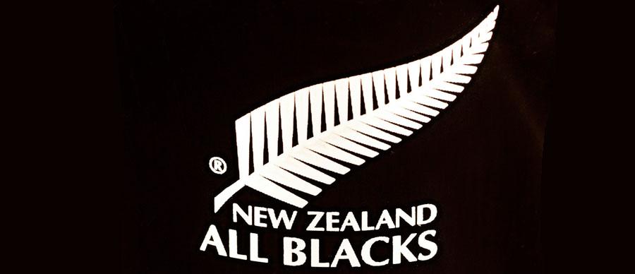 Aroha Luxury Tours - About New Zealand Kiwiana - All black rugby