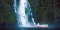 Aroha Luxury Tours - About New Zealand Landscape - Milford Sound