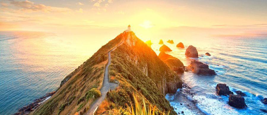 Aroha Luxury Tours - About New Zealand Landscape - Cape Reinga
