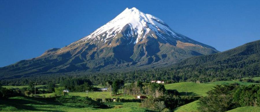 Aroha Luxury Tours - About New Zealand Landscape - Mount Cook