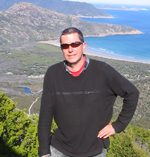 Jurgen Wagner - Aroha Luxury Tours personal guides