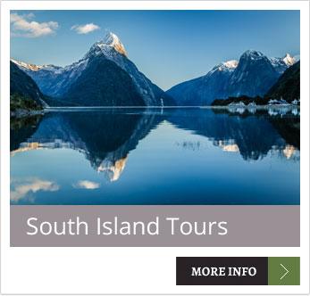 Aroha Luxury Tours - South Island Tours