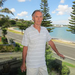Steve Duncan - Aroha Luxury Tours personal guides
