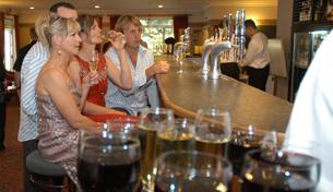 Bars at Bayview Wairakei Resort
