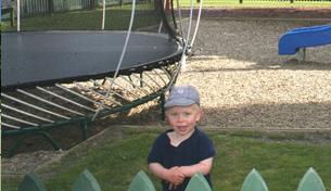Children's Playground at Bayview Wairakei Resort