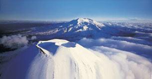 Snow Season in Taupo