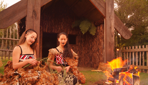 The richness of the Maori culture