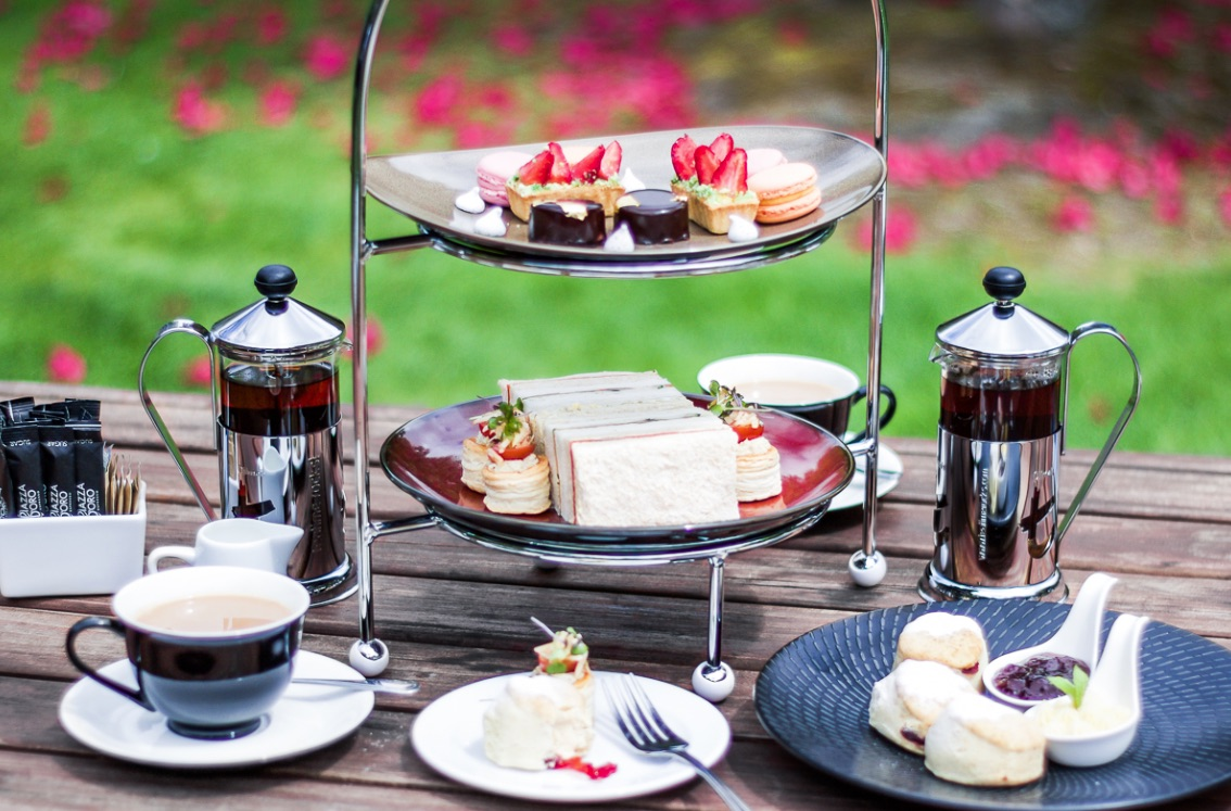 Wairakei Afternoon Tea