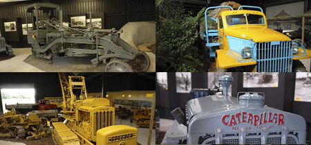 A Collection of Caterpillar Experience Rare Machines