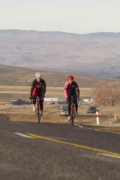 Central Otago Road Cycling - Liz Perkins