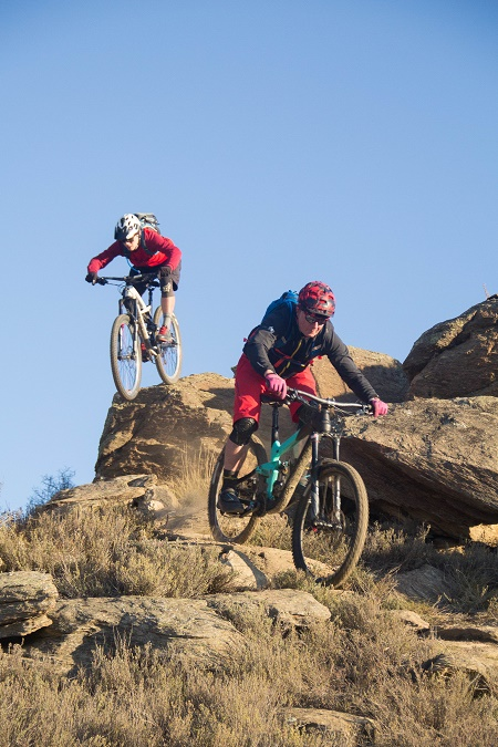 Flat Top Hill - Mountain Biking - Alexandra - Phil Oliver