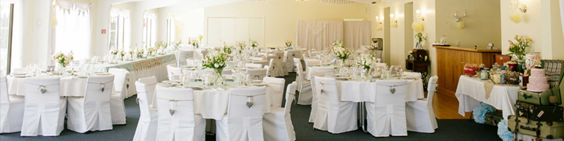 Wedding reception at Charlemagne Lodge Tauranga