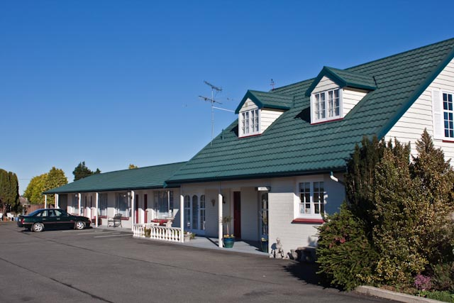 Invercargill motel accommodation.