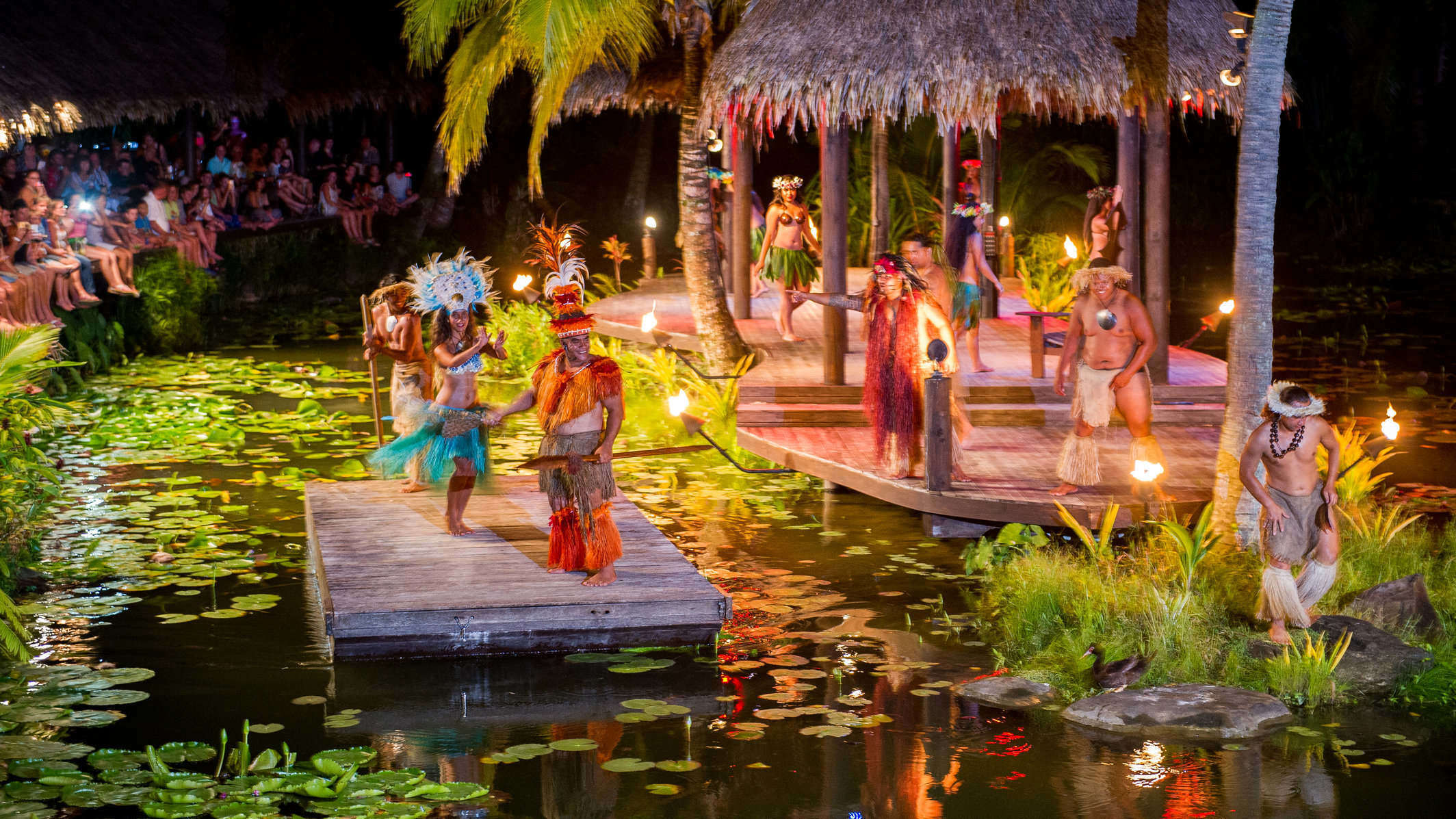 Te Vara Nui Cultural Village - a stunning and memorable night out!