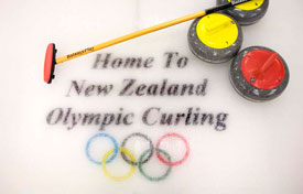 Home of our Olympic Curling